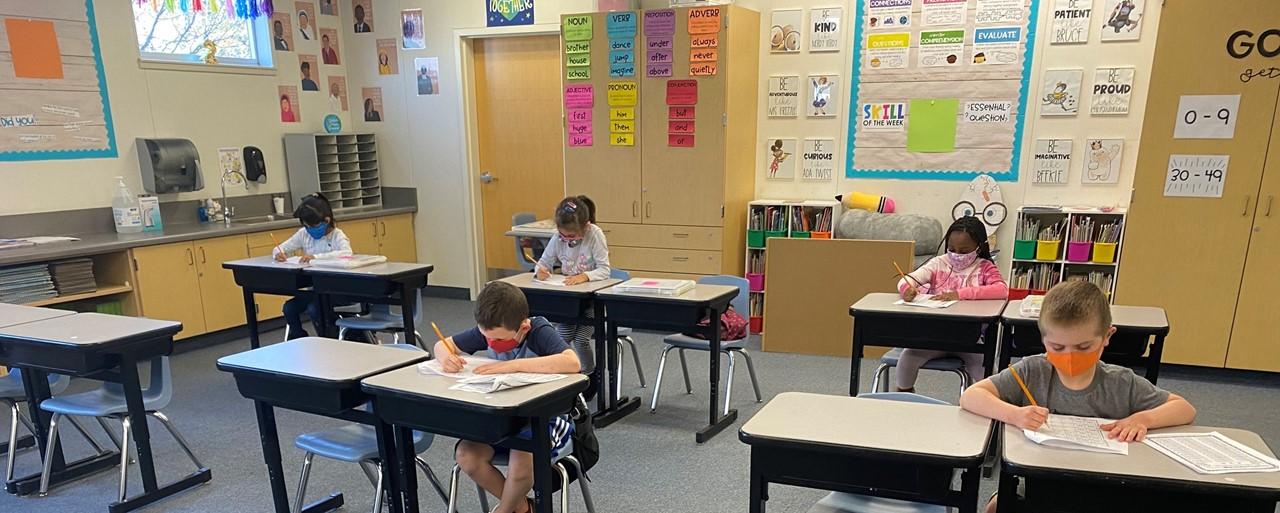 in class learning 2021